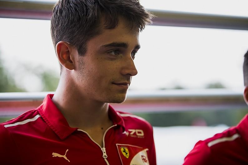 Ferrari's Charles Leclerc gets Sauber F1 practice runs in 2017 - F1 - Autosport