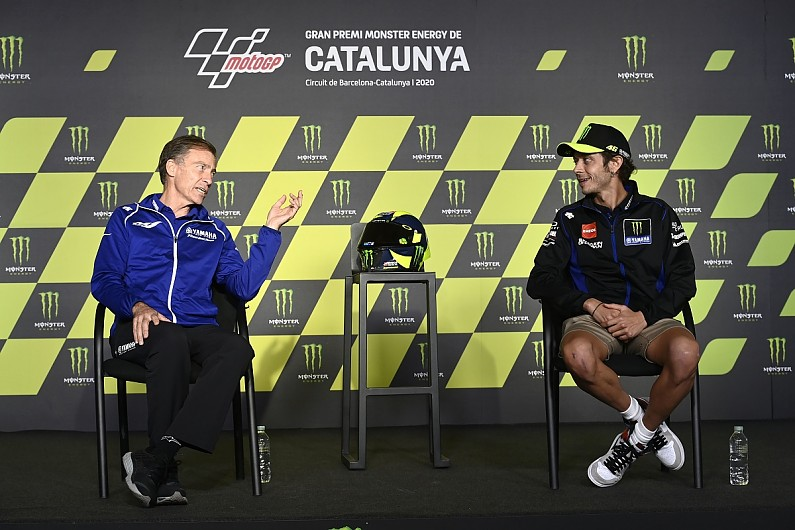 """Rossi """"didn't trust"""" his age doubts during tough 2019 MotoGP campaign - Motor Informed"""