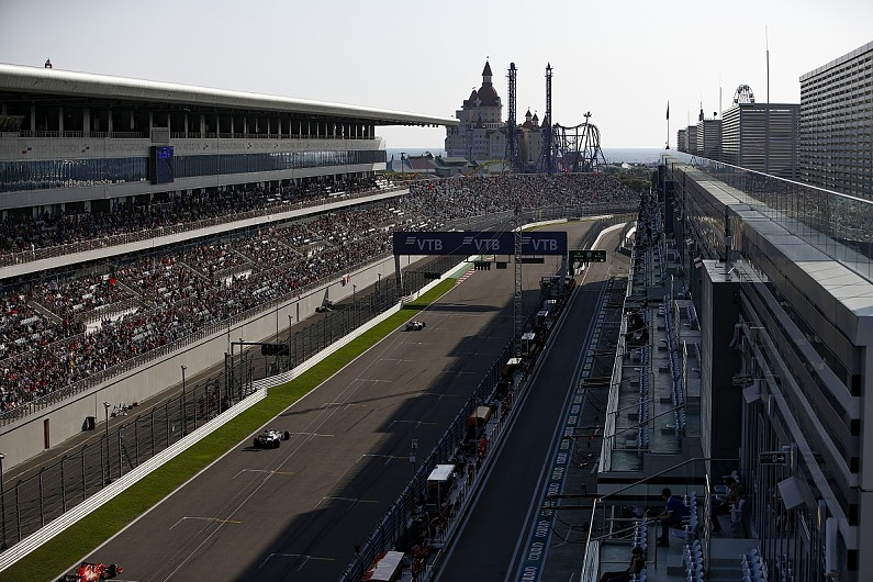Small rise in F1 COVID cases not linked to fans attending Russian GP - Motor Informed