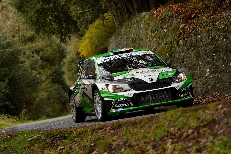 Ex-WRC Breen's 'aggression' in last-stage battle sealed Sanremo win