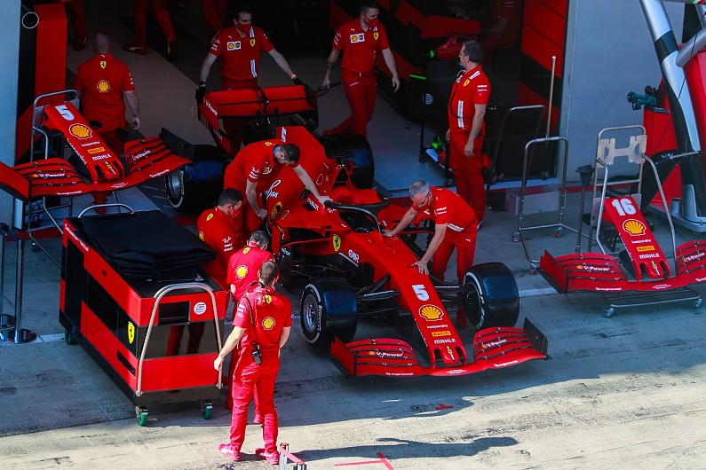 "Vettel: Second Austria F1 race ""massive opportunity"" to assess updated Ferrari"