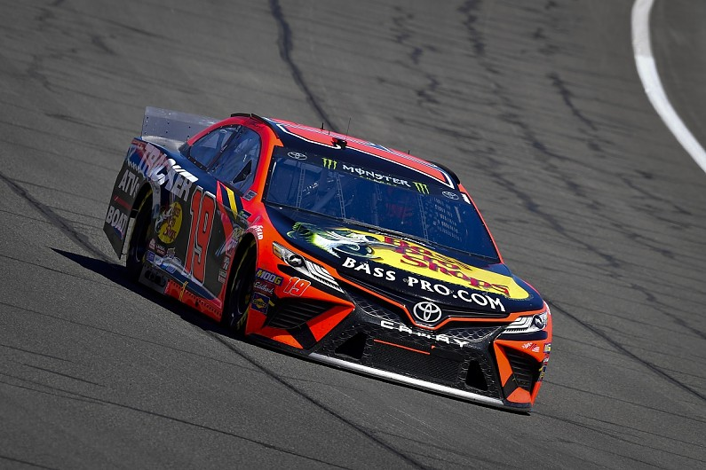 Martin Truex Jr: No short track win 'big hole' in NASCAR Cup record