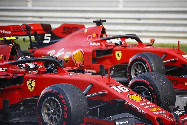 Video: Ferrari's F1 driver rivalry risks spiralling out of control