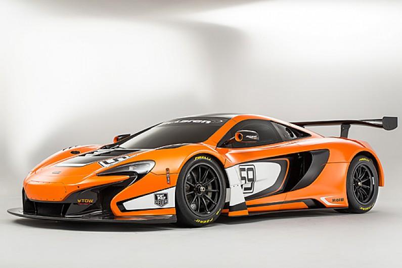 mclaren launches new 650s gt3 car for 2015 season - gt - autosport