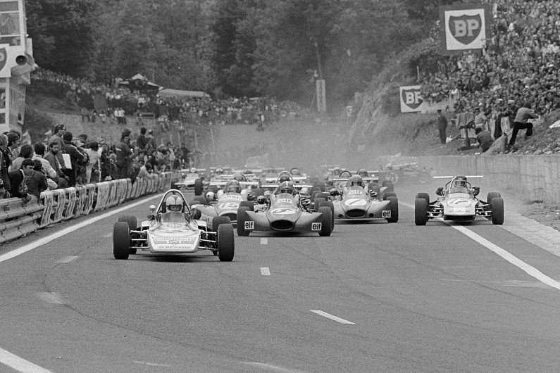 Autosport 70: The British rising F1 star lost too soon - Motor Informed