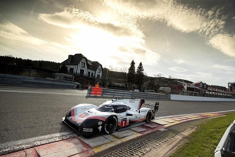 Modified Title Winning Porsche Wec Lmp Car Beats Spa F Lap Record Wec Autosport