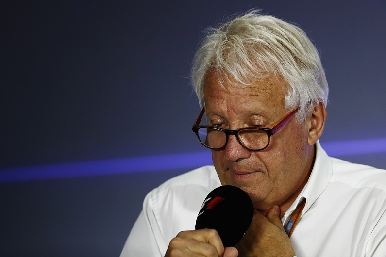f1 race director charlie whiting hits back at track limits