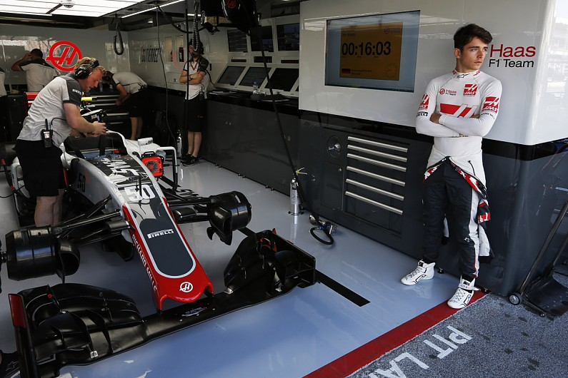 Haas F1 Team Rules Out Signing Ferrari S Charles Leclerc For 2017 F1 Autosport