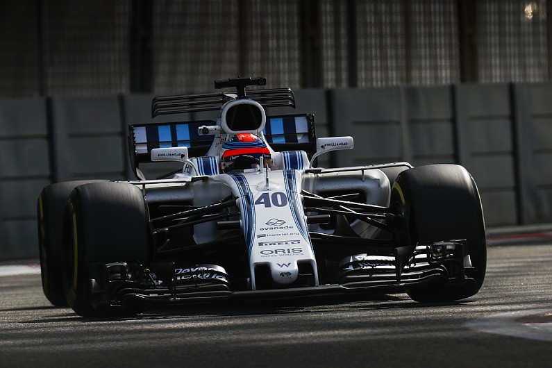 autosport f1 podcast will kubica miss out on 2018 williams seat f1 autosport. Black Bedroom Furniture Sets. Home Design Ideas