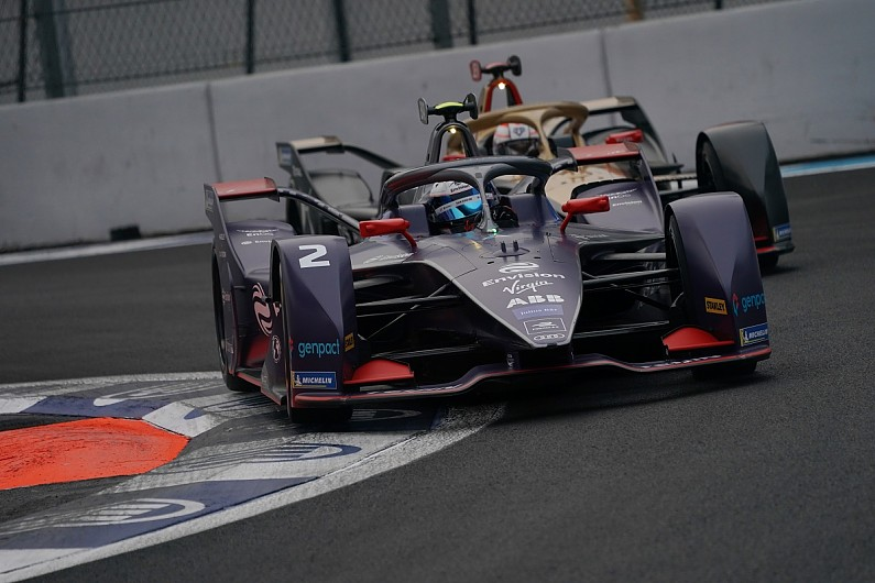 Mexico Formula E: Bird fastest in practice as Abt flown to hospital