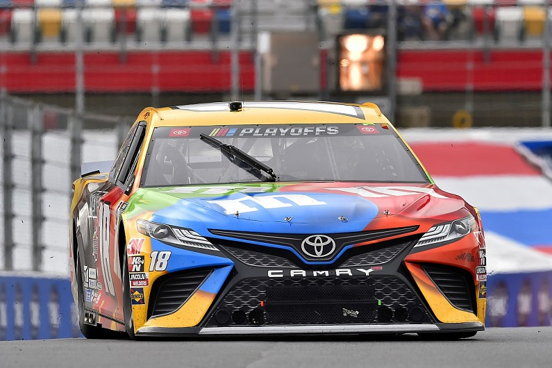 NASCAR Charlotte: Elliott wins with Kyle Busch eliminated from Playoffs - Motor Informed