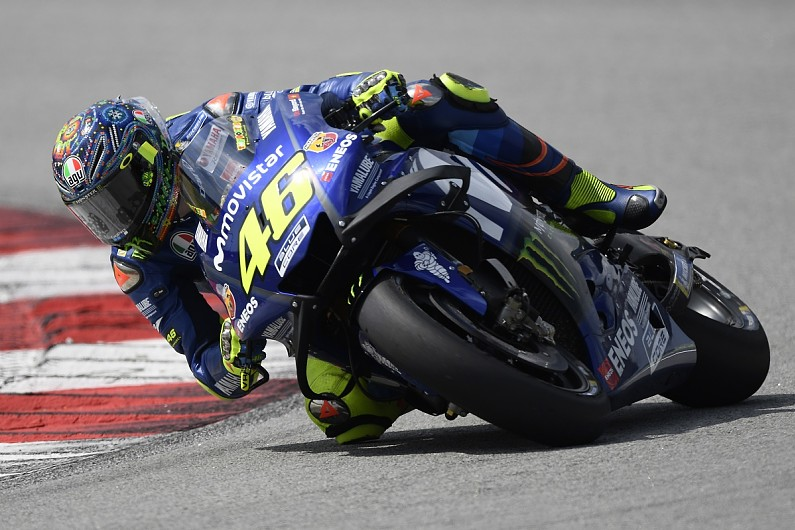 Sepang Motogp Test Yamaha Worried By Test Struggle Says Rossi