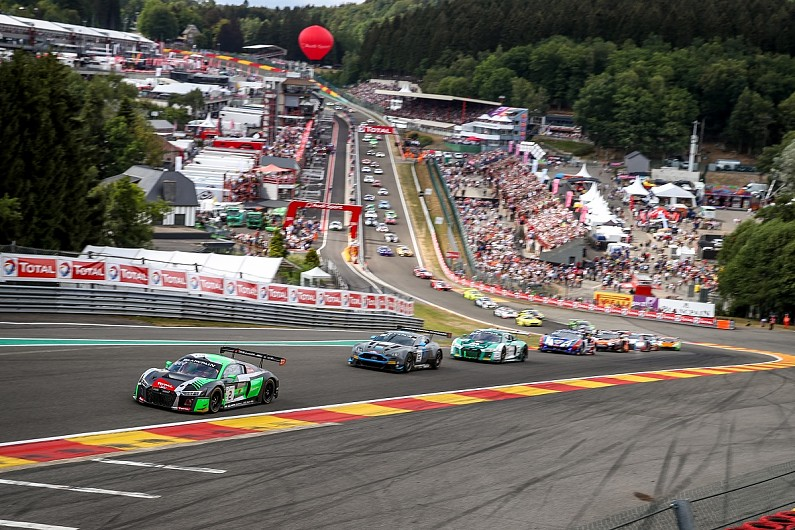 Spa 24 Hours to have 72 cars in 2019, with one full-factory Ferrari