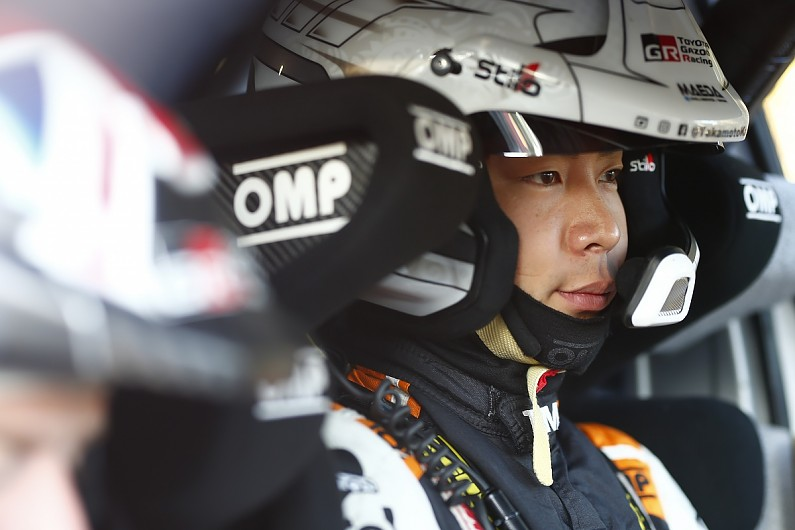 Toyota's Katsuta gets WRC car for eight rounds in 2020 WRC