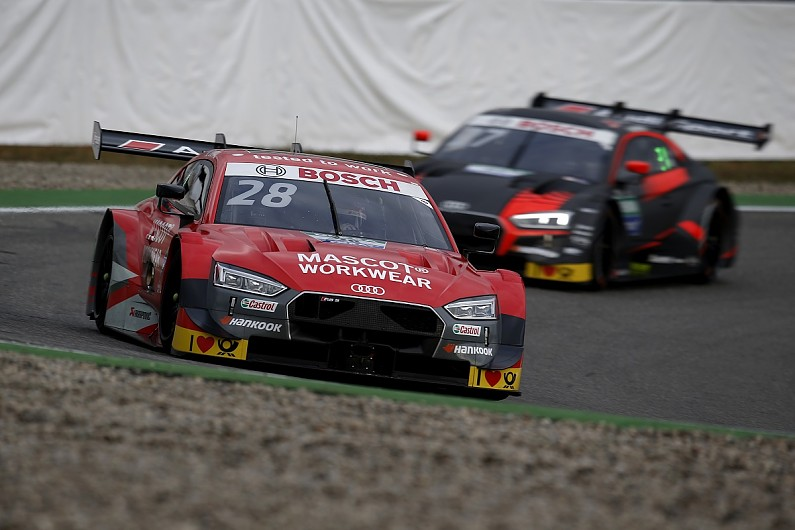 DTM News: Audi teams rule out running as privateers after 2020 ...