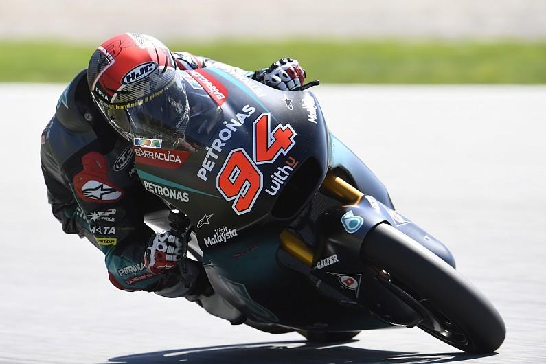 Folger in Yamaha split despite his MotoGP testing contract claim