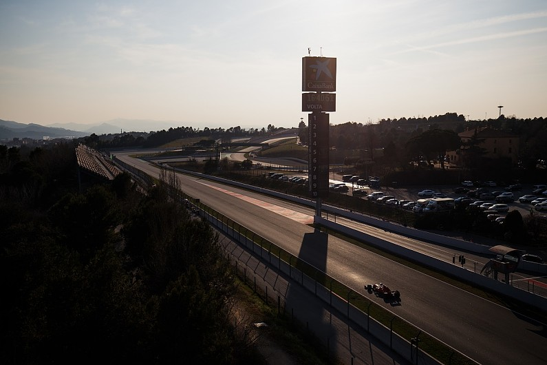 Ride an onboard lap of the Spanish GP circuit with six 2019 F1 cars