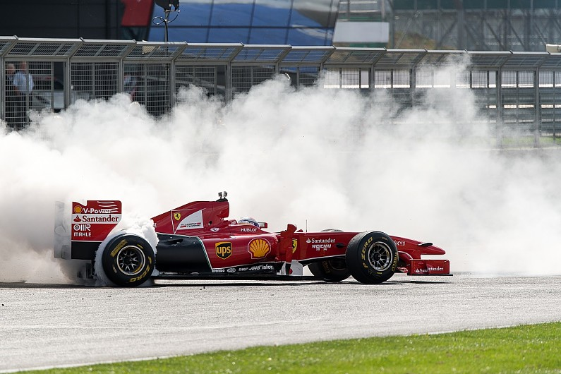 Win Ferrari Racing Days tickets with Autosport International