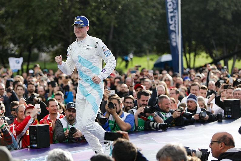 Stoffel Vandoorne: Mercedes Formula E test 'important' for future