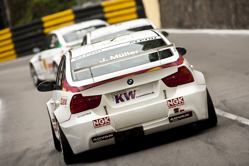 Record Guia race winner Schnitzer back to Macau for FIA GT World Cup