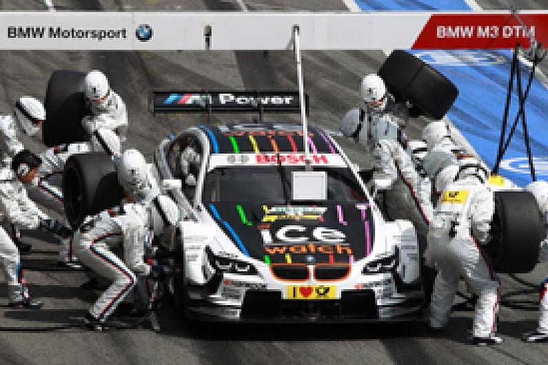 DTM testing: BMW rookie Marco Wittmann leads last day ...