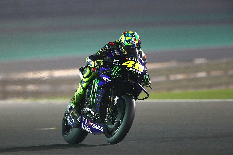 Rossi fears repeat of MotoGP tyre wear struggles with 2020 Yamaha