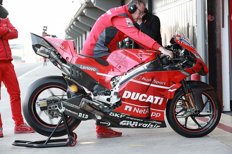Ducati To Kick Off 2020 Motogp Launch Events Motogp Autosport