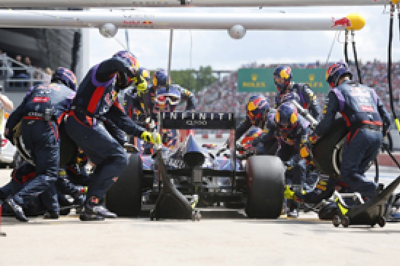 Red Bull changes pitstop procedure after Nurburgring accident