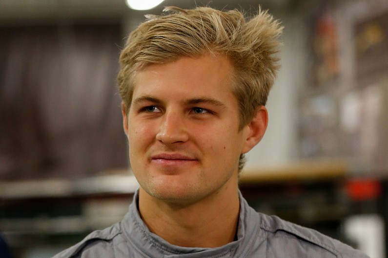 Ex-F1 driver Marcus Ericsson completes 'great' first IndyCar test