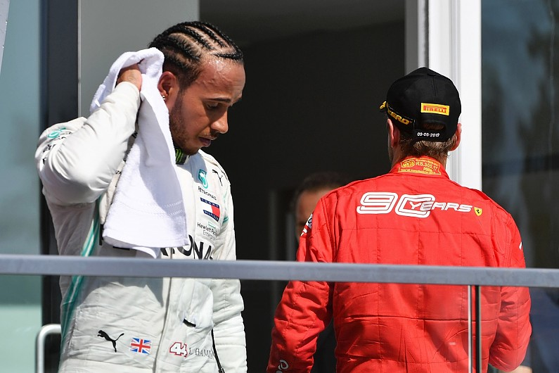 Lewis Hamilton: I'd have done the same as Sebastian Vettel
