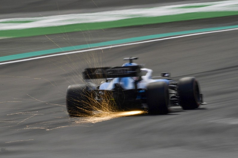 Russell: Driving Williams at 98% could aid F1 car's performance - F1