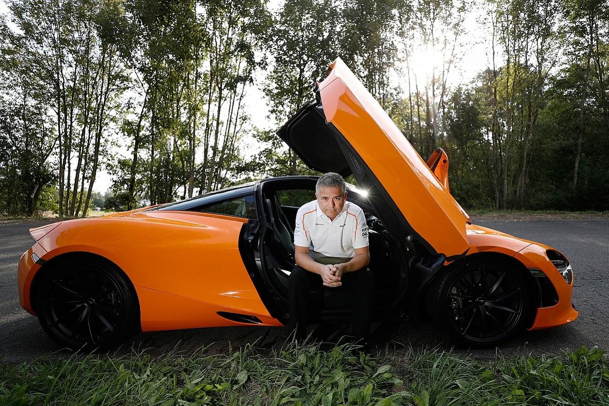 The Indy 500 winner's plan to fix McLaren's 'losing culture' - F1 - Autosport Plus