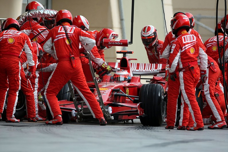 Why F1's under-fire art of fast pitstops is so ...