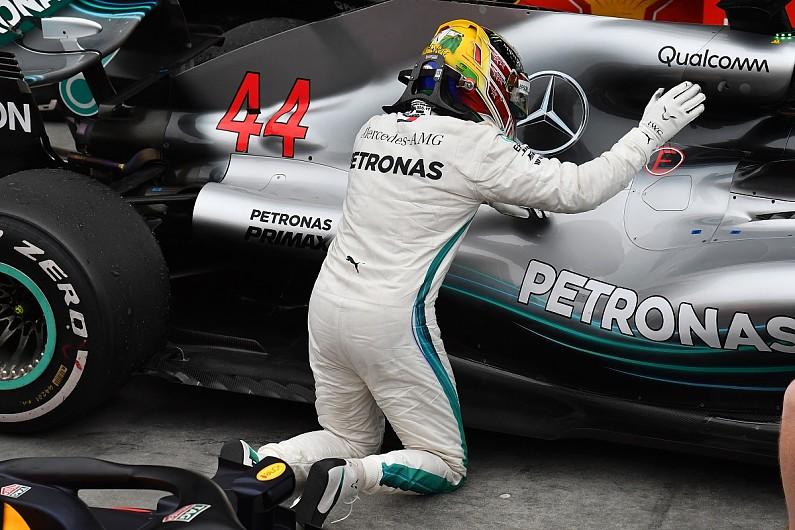 Lewis Hamilton s engine one lap away from failure in Brazilian GP - F1 -  Autosport 7fa2a97f0