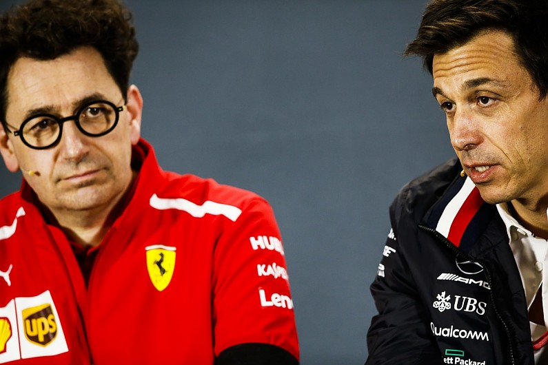 Ferrari: Key team personnel running F1 would be conflict of interest