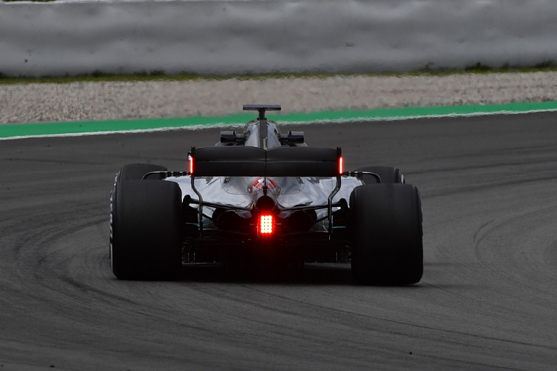 Formula 1 To Use New Rear Wing Rain Lights In 2019 F1 Autosport