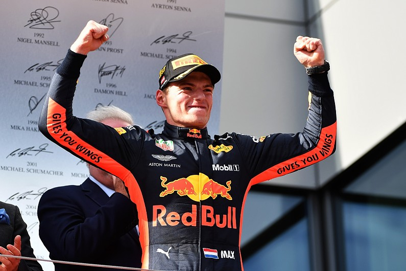 Completely unexpected' win was Max Verstappen's 2018 F1 highlight ...