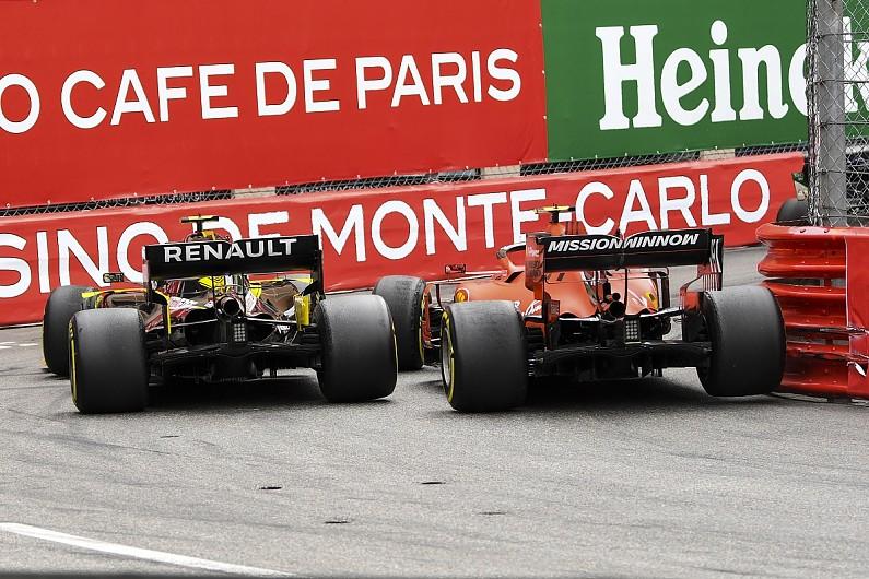 "Charles Leclerc ""too impatient"" in Monaco clash - Nico Hulkenberg | F1 News  | Autosport"