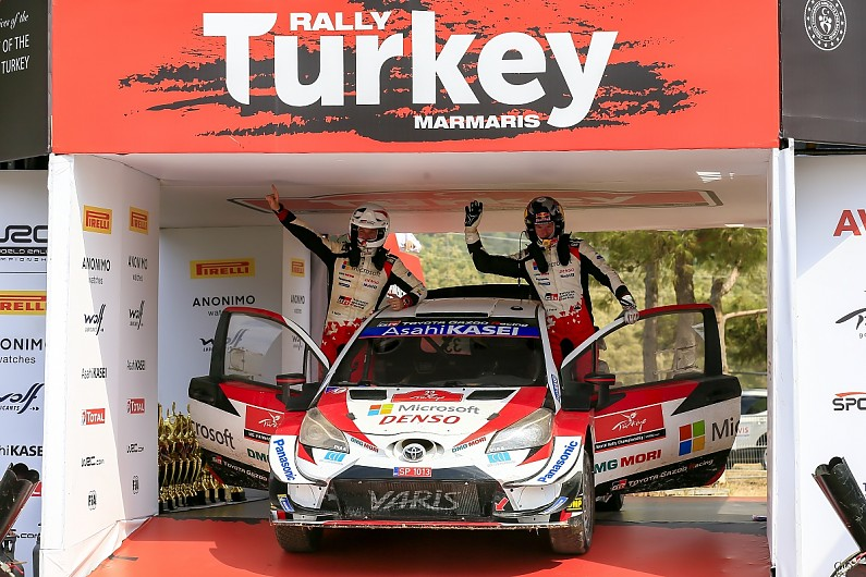 Evans taking nothing for granted with WRC points lead after Rally Turkey win - Motor Informed