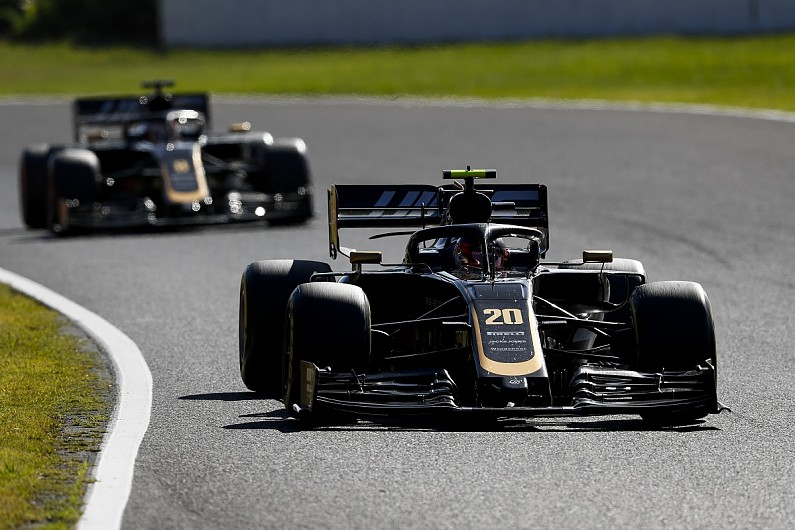 Steiner Haas F1 Team Resigned To Difficult End To 2019 F1 Season F1 Autosport