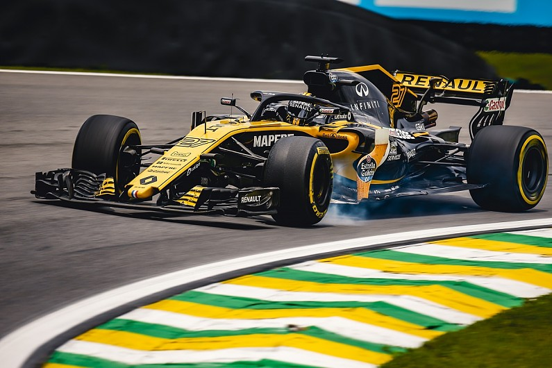 F1 2019: Hulkenberg may need 'another gear' vs Ricciardo at Renault