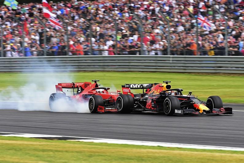 """Horner: Verstappen finish was """"quite incredible"""" after Vettel crash"""