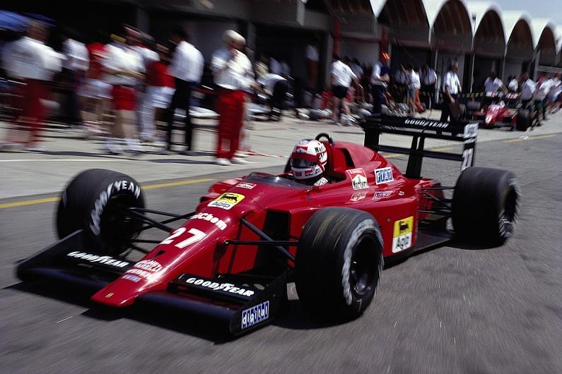Giorgio Piola's top F1 cars - The revolutionary 1989 Ferrari 640