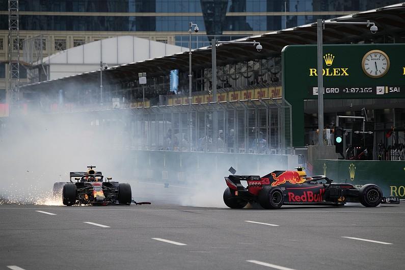 12331fbd920 Verstappen Baku clash fallout a factor in Ricciardo s Red Bull exit - F1 -  Autosport
