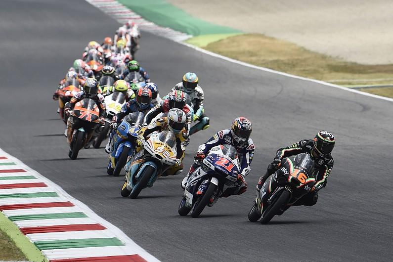 04c3de04ef Valentino Rossi s VR46 team ends win drought at Mugello in Moto3 - Moto3 -  Autosport