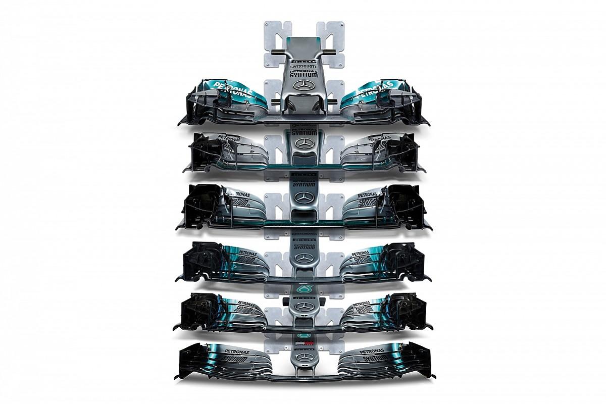 How Mercedes became F1's greatest-ever team - F1 - Autosport Plus
