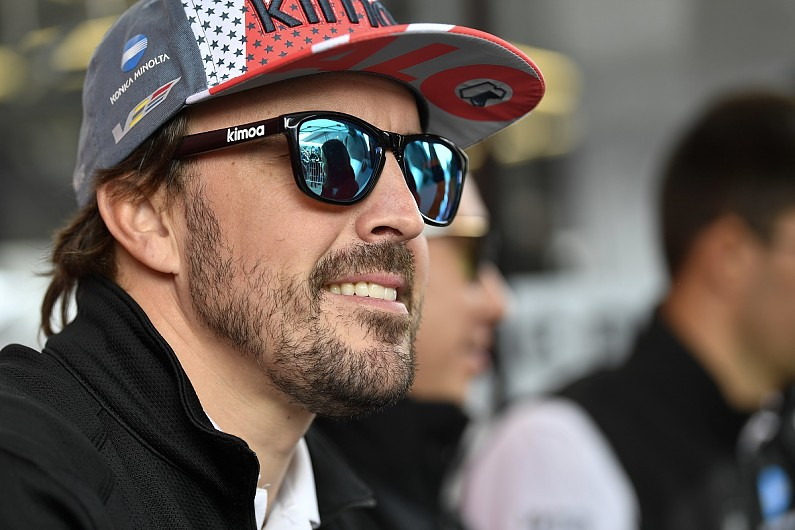 Ex-McLaren F1's Fernando Alonso to test at Texas ahead of Indy 500