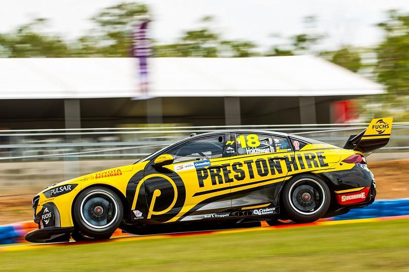 Matt Brabham loses Supercars seat to Jason Bright after test crash ...