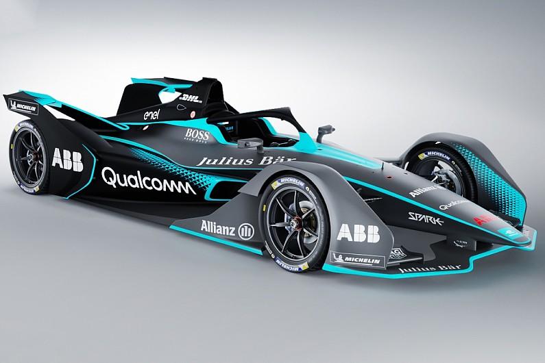 New Formula E car launched ahead of debut in 2018/19 season - Formula E - Autosport