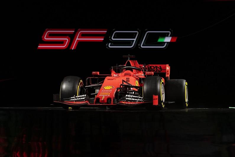 Video: How Ferrari's 2019 Formula 1 car mixes 'extreme' and simple